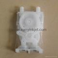 printer damper for DX7 printer head