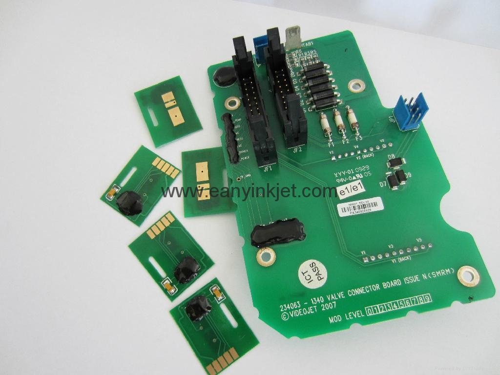 core chip board for Videojet 1210 1220 1510 1520 1610 1620 1710 printer 5