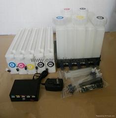爱普生Epson SureColor T3080/5080/7080大幅面打印机供墨系统