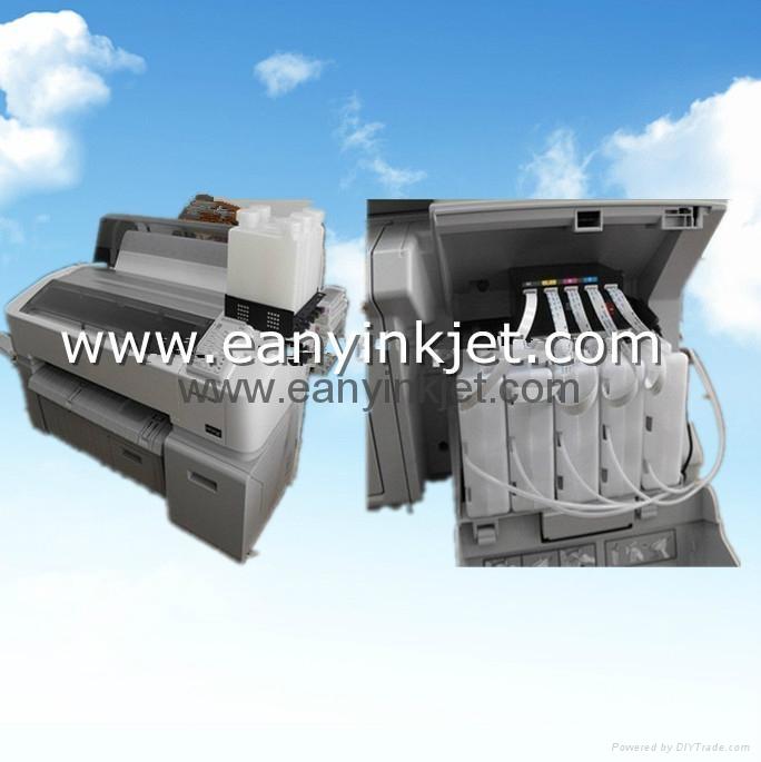 爱普生Epson SureColor T3080/5080/7080大幅面打印机供墨系统 1