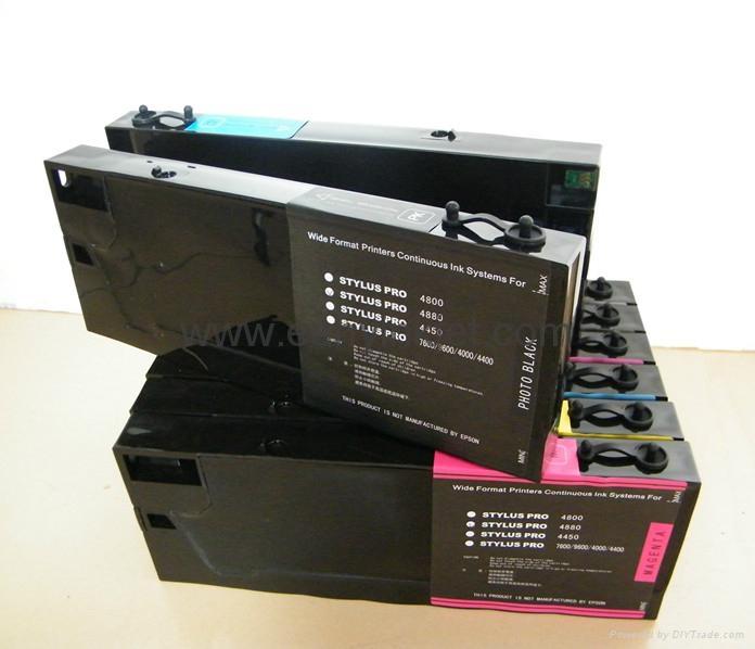 UV ink cartridge for  EPSON 4880 4800 4450 4400 4000 7600 9600 1
