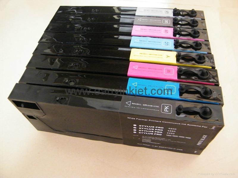 UV ink cartridge for  EPSON 4880 4800 4450 4400 4000 7600 9600 2