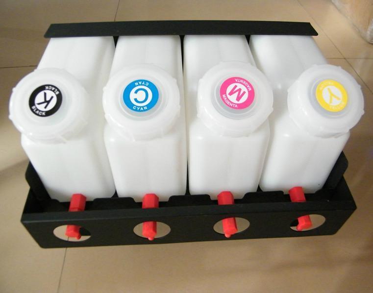 四色供墨系統用於羅蘭Roland 武藤Mutoh 御牧Mimaki寫真機 大幅面打印機 噴繪機 3