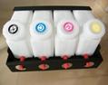 四色供墨系统用于罗兰Roland 武藤Mutoh 御牧Mimaki写真机 大幅面打印机 喷绘机 3