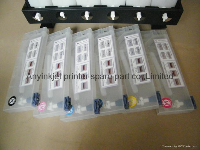 六色供墨系统用于罗兰Roland 武藤Mutoh 御牧Mimaki 写真机/大幅面打印机 4