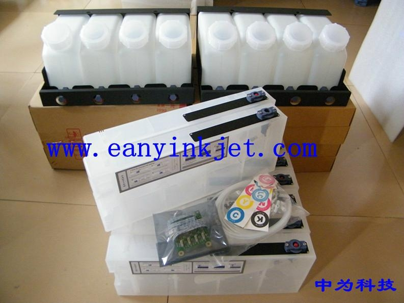 bulk ink system Epson GS6000 printer  GS6000 Ciss ink system 1
