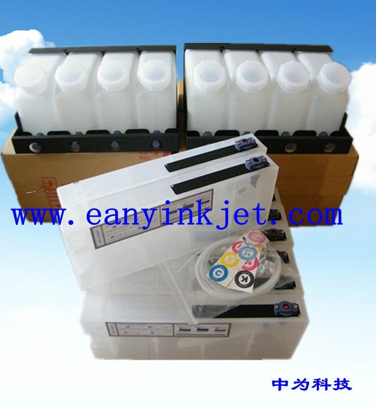 bulk ink system Epson GS6000 printer  GS6000 Ciss ink system 3