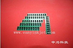 爱普生4900大幅面打印机墨盒永久芯片 爱普生4910墨盒永久芯片
