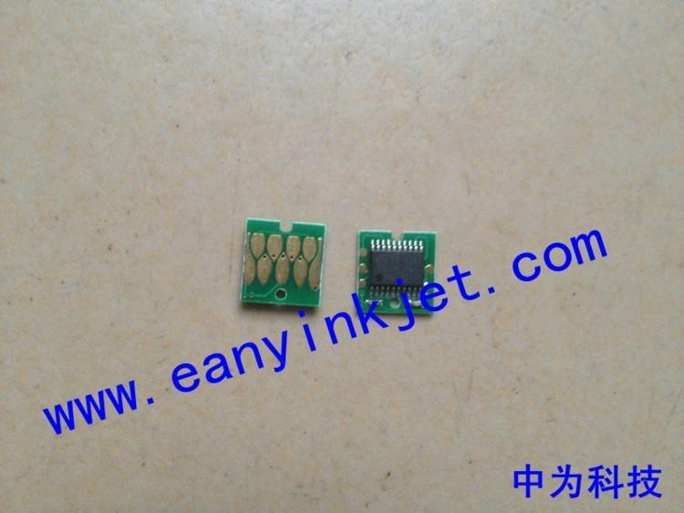愛普生 T3000 T5000 T7000 T3070 T5070 T7070 F6000 F7000等機器廢墨倉芯片 4