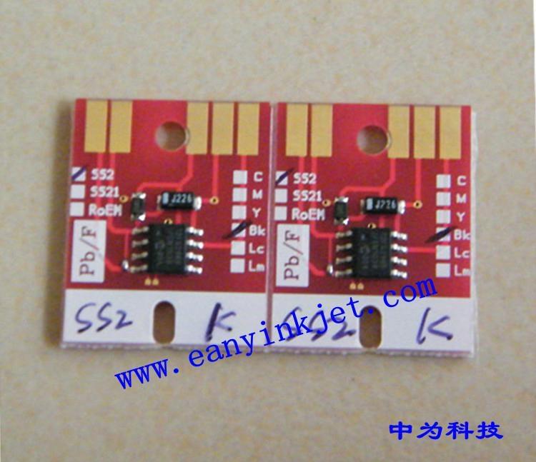 御牧 Mimaki JV33 SS21 ES3 SB52 HS HS1 Pigment 墨盒  芯片 1