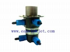 喜多力Ci3300 Ci3500 Ci3650喷码机微型泵 墨泵