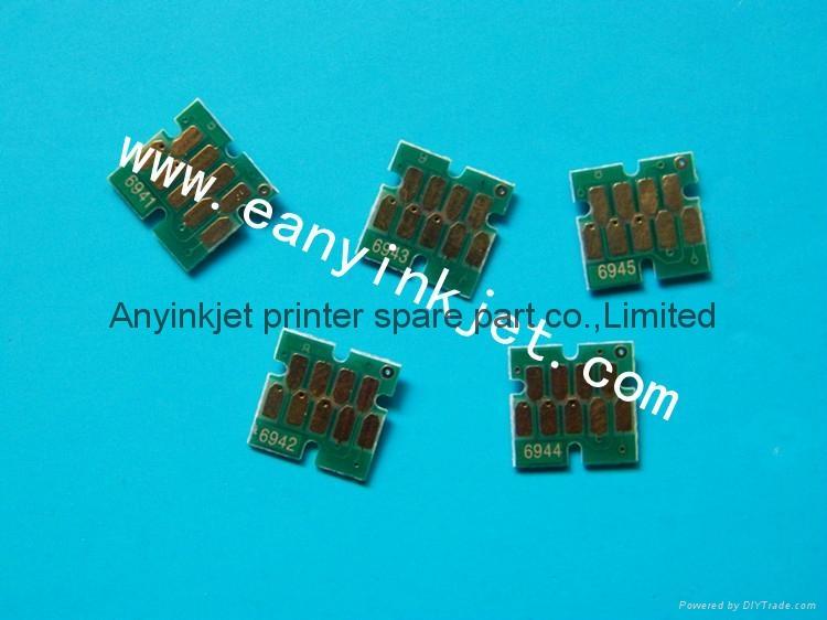 爱普生T3200/5200/7200墨盒芯片  T3270/5270/7270打印机芯片 6