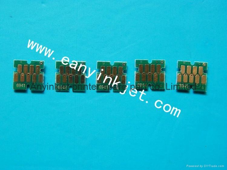 爱普生T3200/5200/7200墨盒芯片  T3270/5270/7270打印机芯片 5