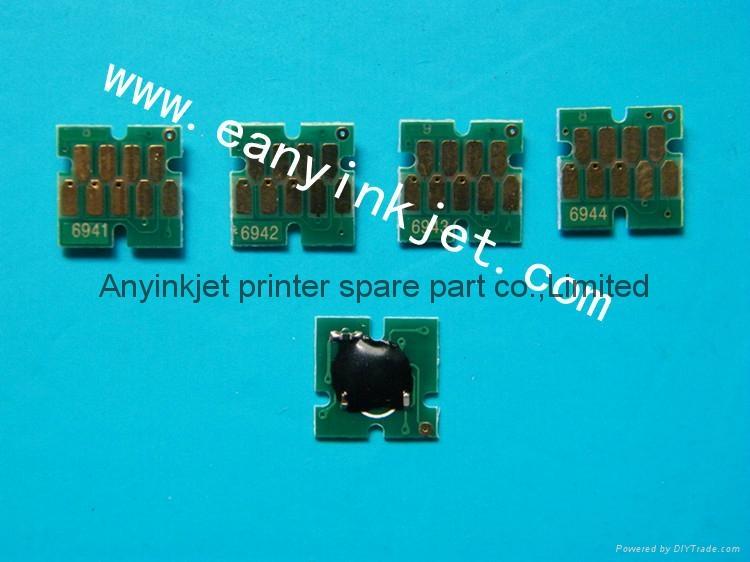 愛普生T3200/5200/7200墨盒芯片  T3270/5270/7270打印機芯片 4