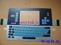 videojet keyboard for 1210 1220 1310