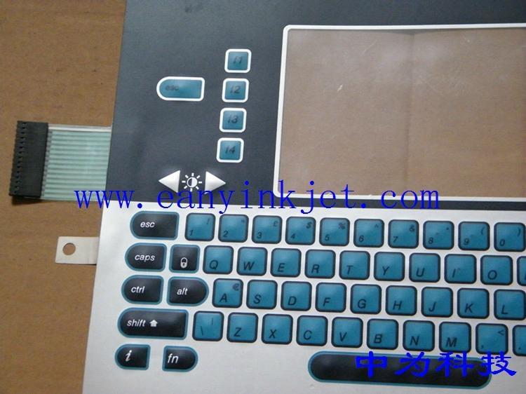伟迪捷1210/1220/1310/1320/1510/1510/1520/1610/1620/1710 原装键盘 5