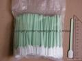 swab Solvent Foam Tipped Cleaning Swab