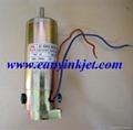 printer motor Galaxy Phaeton Infiniti Gongzheng Grapth Solvent Printer DC XY mot 7