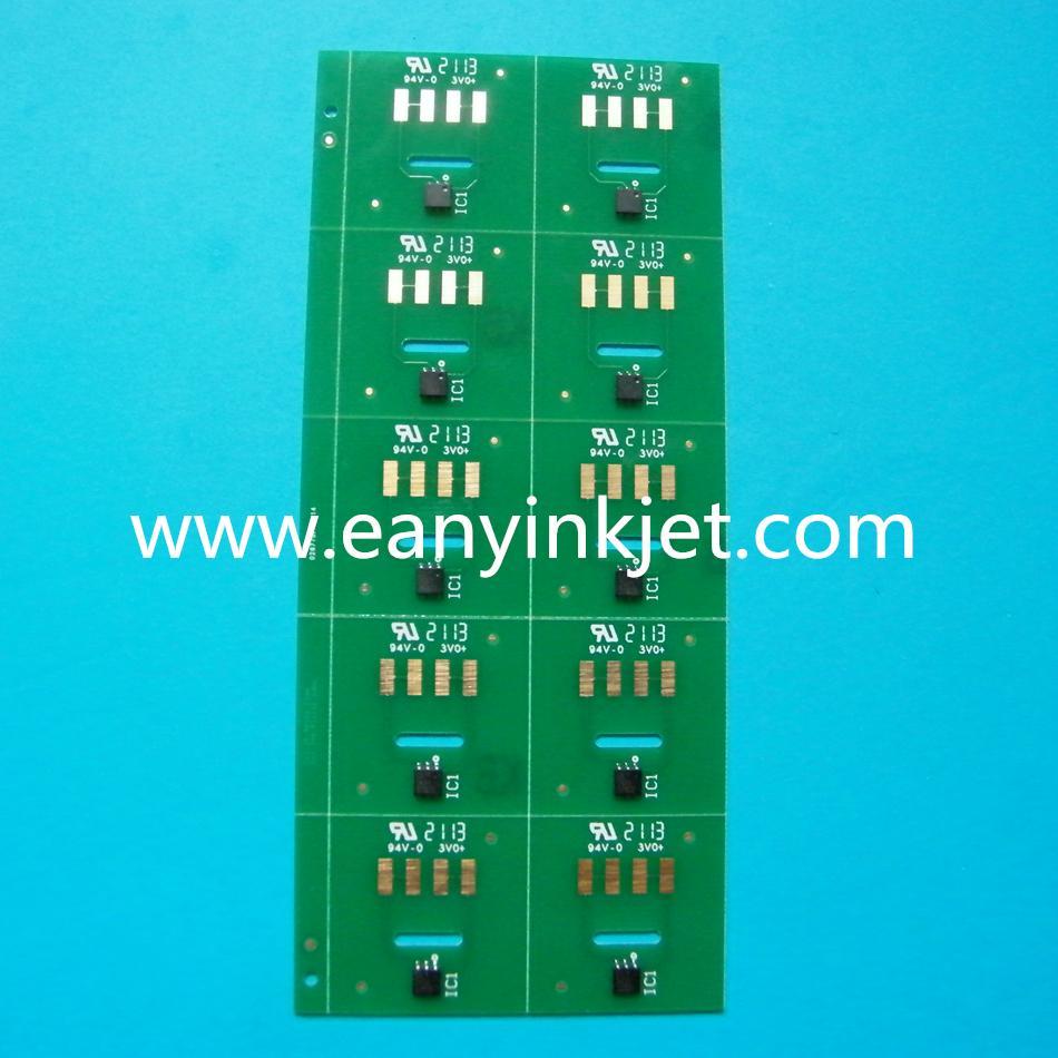 V401 V410 V411 chip for videojet 1210 1220 1510 1520 1610 printer V705 V706 chip 4