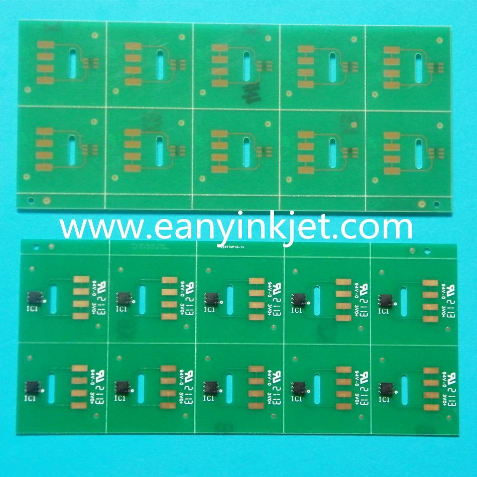 V401 V410 V411 chip for videojet 1210 1220 1510 1520 1610 printer V705 V706 chip 5