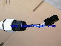 Willett 430 liquid level sensor videojet liquid level sensor 200-0466-143
