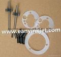 Videojet Willett pump repair kit for Viedeojet 1210 1220 1510 1520 1610 printer