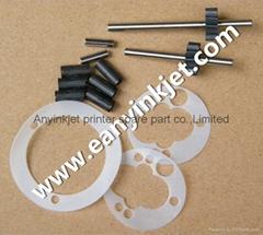 Videojet Willett pump repair for Viedeojet Willett printer pump