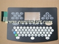 Domino A keyboard keypad domino A100 A200 A300 series printer keyboard