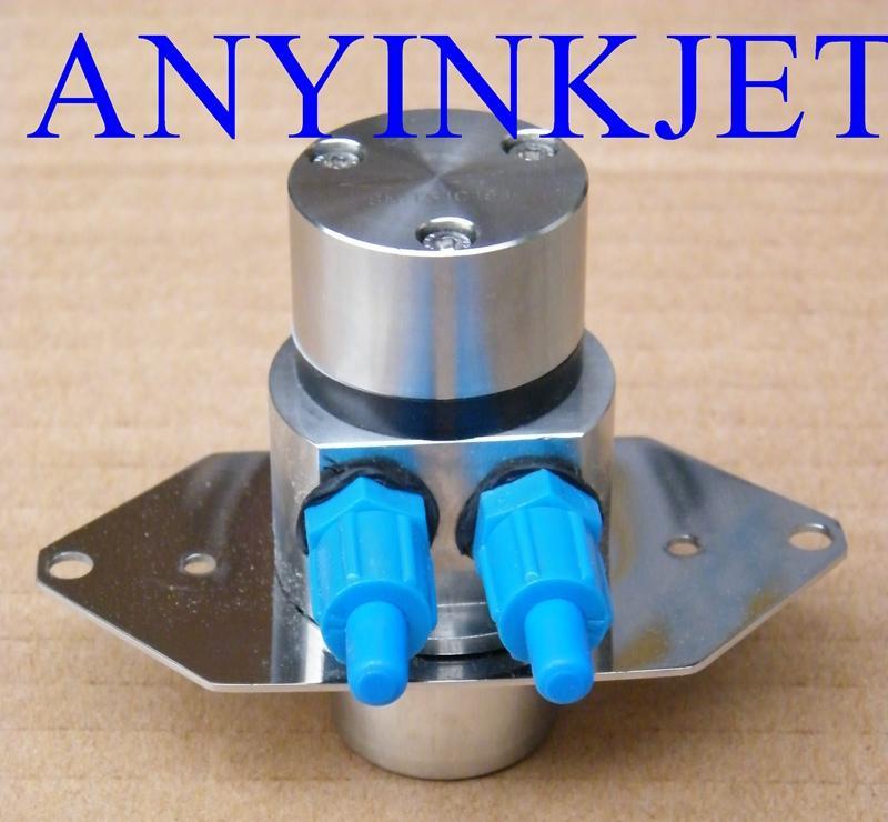 威利43S 46m 46p噴碼機微型泵 威利430 630 650 680噴碼機墨泵 1