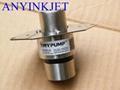 For Willett black ink pump V type WBVB200-0390-108-PP0092 for Willett 43S printe
