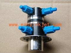多米諾A100 A200噴碼機微型泵  多米諾A300 A400打印機墨泵