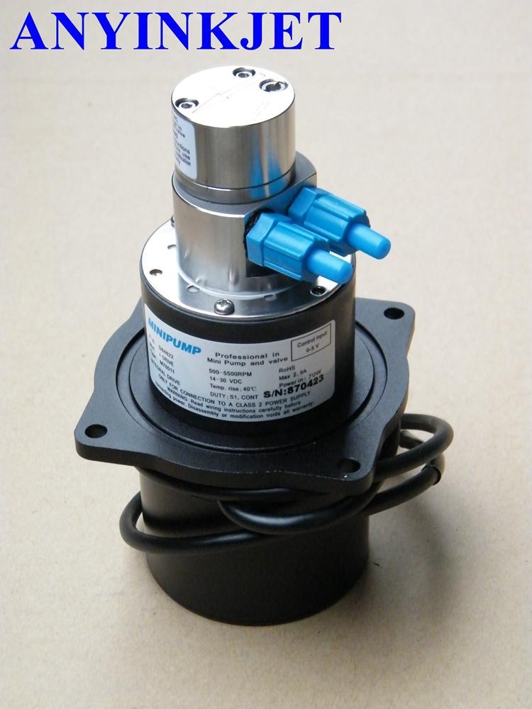complete set pump for Linx 4900 black ink pump short type LB74147