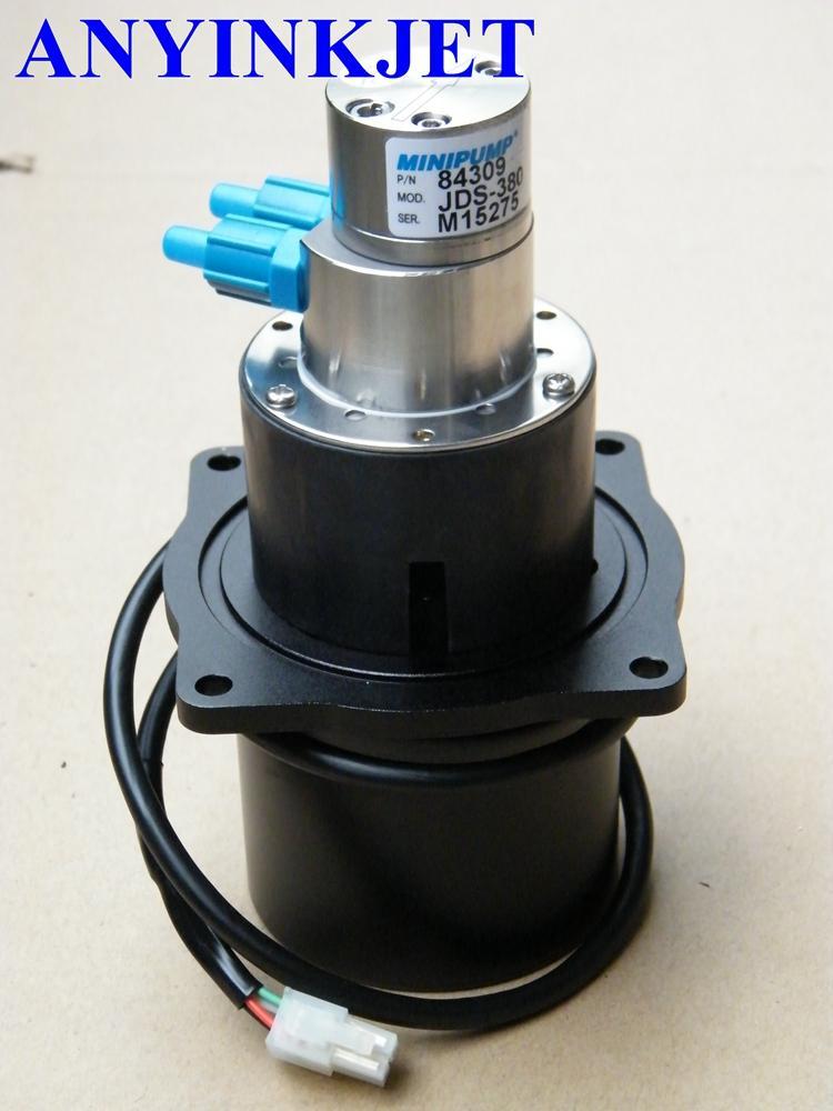 领新达嘉4700 4800 4900 5900喷码机微型泵 领新达嘉6200 6800 6900 7300墨泵 2