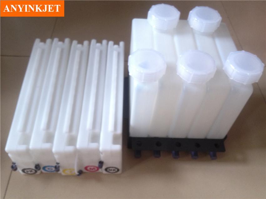 爱普生Epson SureColor T3080/5080/7080大幅面打印机供墨系统 4