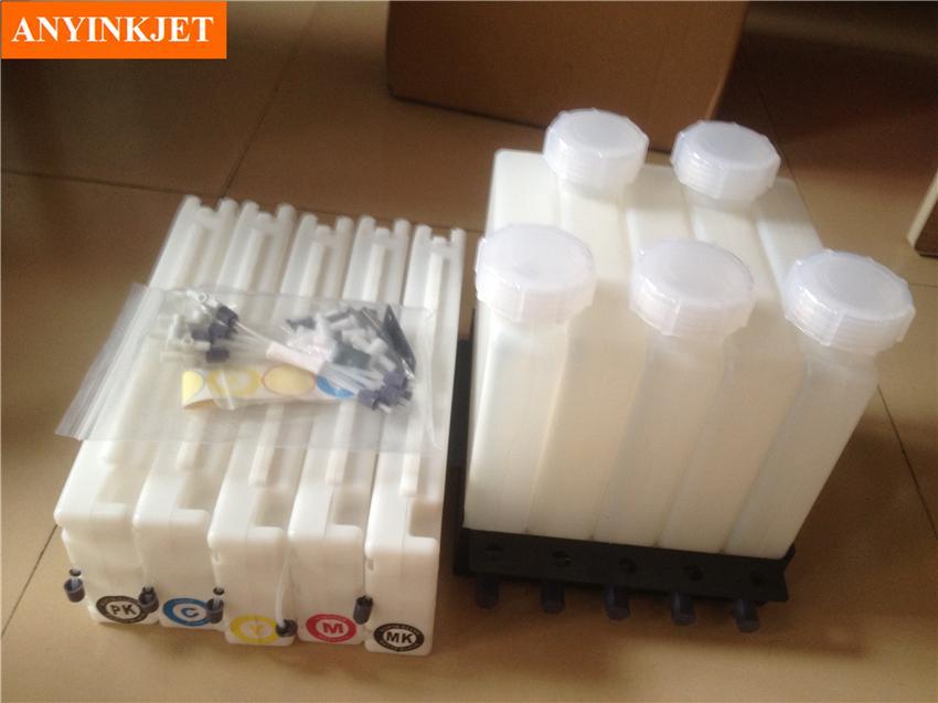 爱普生Epson SureColor T3080/5080/7080大幅面打印机供墨系统 7