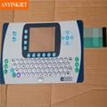 keyboard for domino A120 A220 printer