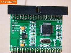9410 printer RFID board tag board chip board no need ink and solvent RFID