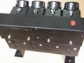 4 color UV bulk ink system with sensor
