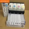 垂直插墨盒供墨系统用于罗兰Roland VS640/540/420/400 RA640 7