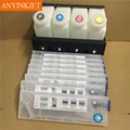 垂直插墨盒供墨系统用于罗兰Roland VS640/540/420/400 RA640 9
