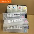 垂直插墨盒供墨系统用于罗兰Roland VS640/540/420/400 RA640 10