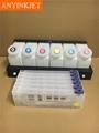 六色供墨系統用於羅蘭Roland 武藤Mutoh 御牧Mimaki 寫真機/大幅面打印機 9