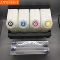 四色供墨系統用於羅蘭Roland 武藤Mutoh 御牧Mimaki寫真機 大幅面打印機 噴繪機 10