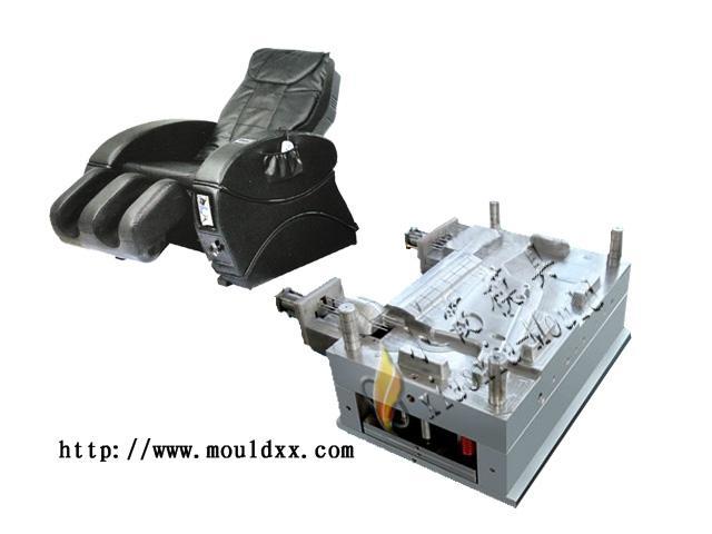 塑料按摩椅模具 5