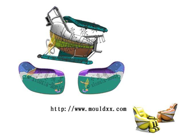定做生产按摩椅模具 4