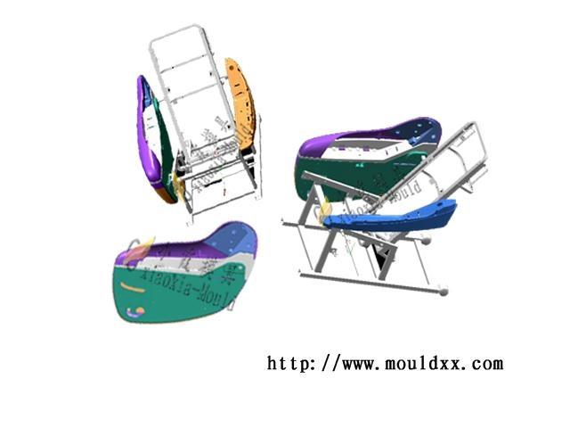定做生产按摩椅模具 5