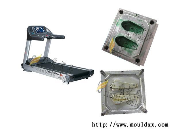 快速訂購注塑跑步機模具 2