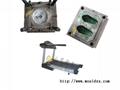 快速订购注塑跑步机模具 3