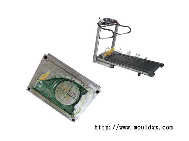 快速订购注塑跑步机模具 5