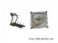 生产加工注塑跑步机模具
